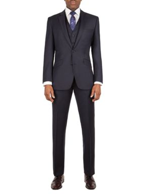 Alexandre of England Hammersmith tailored fit suit