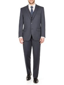 Pierre Cardin Blair nail head regular fit suit
