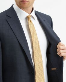 Jaeger Wool sharkskin classic suit