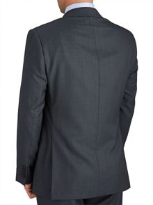 Paul Costelloe Modern Grey Birdseye Suit