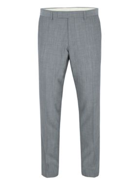 Paul Costelloe Modern Fit Grey Mohair Suit