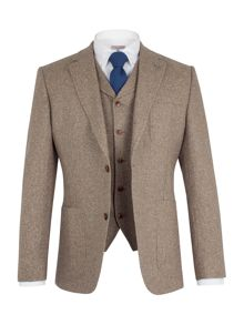 Gibson Sand Donegal Suit