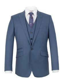 Alexandre of England Westminster Tailored Fit Suit