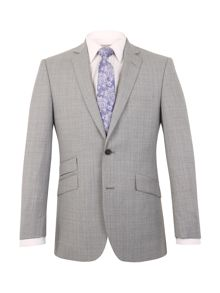 Alexandre of England Thornhill tailored fit check suit
