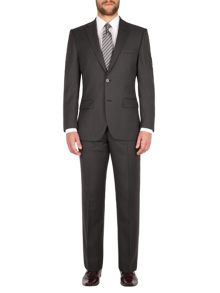 Pierre Cardin Halkirk stripe regular fit suit