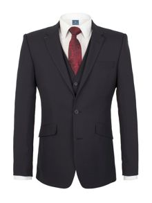 Aston & Gunn Clayton panama tailored suit