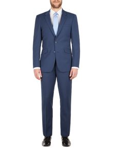 Aston & Gunn Blackley Puppytooth tailored suit