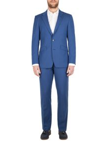 Aston & Gunn Denby linen tailored suit