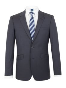 Aston & Gunn Rawdon puppytooth tailored suit