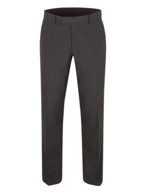 Aston & Gunn Clayton Charcoal panama tailored suit