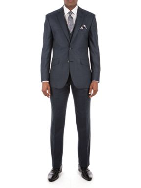 Alexandre of England Leyton Crepe Suit