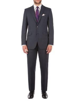 Alexandre of England Beaumont Check Suit