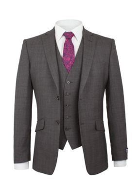 Alexandre of England Vernon Check Suit