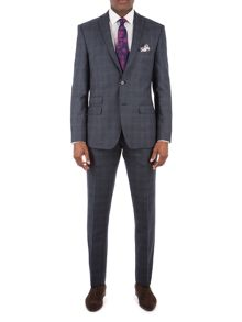Alexandre of England Carlton Check Suit