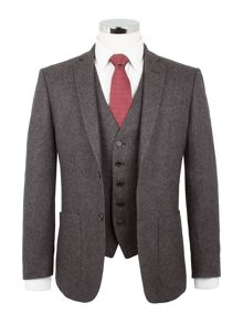 Alexandre of England Westcroft Donegal Suit