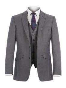 Pierre Cardin Arthur Grey Tonic Performance Suit