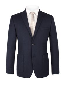 Limehaus Blue Donegal Suit