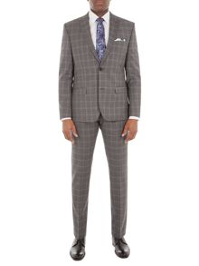 Alexandre of England Crosswall Check Suit