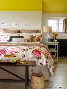 Julianne bed linen range