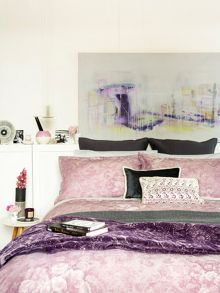 Christy Katie bed linen range