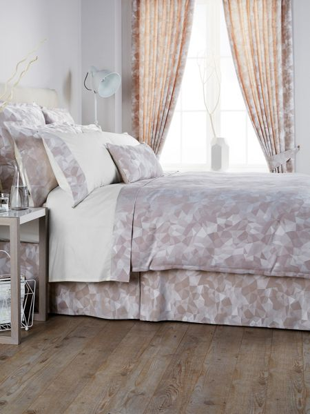 Christy Mosaic bed linen range