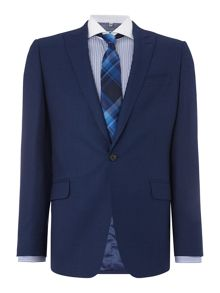 Richard James Mayfair Contemp Flannel SB1 Suit