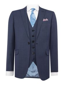 Richard James Mayfair Birdseye Sb Suit
