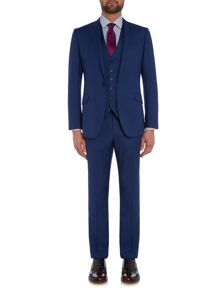 Richard James Mayfair Sharkskin Sb Suit