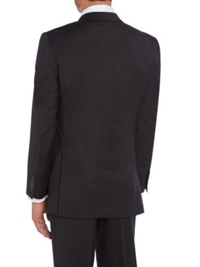 Chester Barrie Plain Tailored Fit Single Breasted Suit