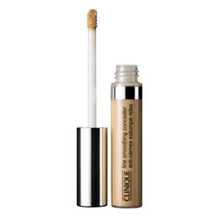 Clinique 8g line smoothing concealer all skin types
