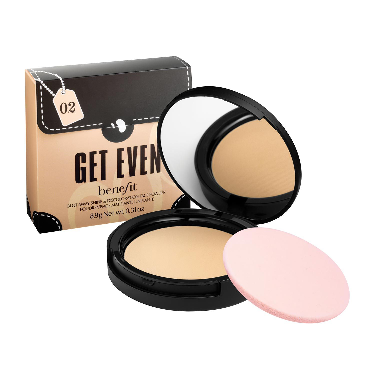 Get Even Colour Correcting Face Powder