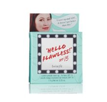 Benefit Hello Flawless! SPF15 Foundation Powder