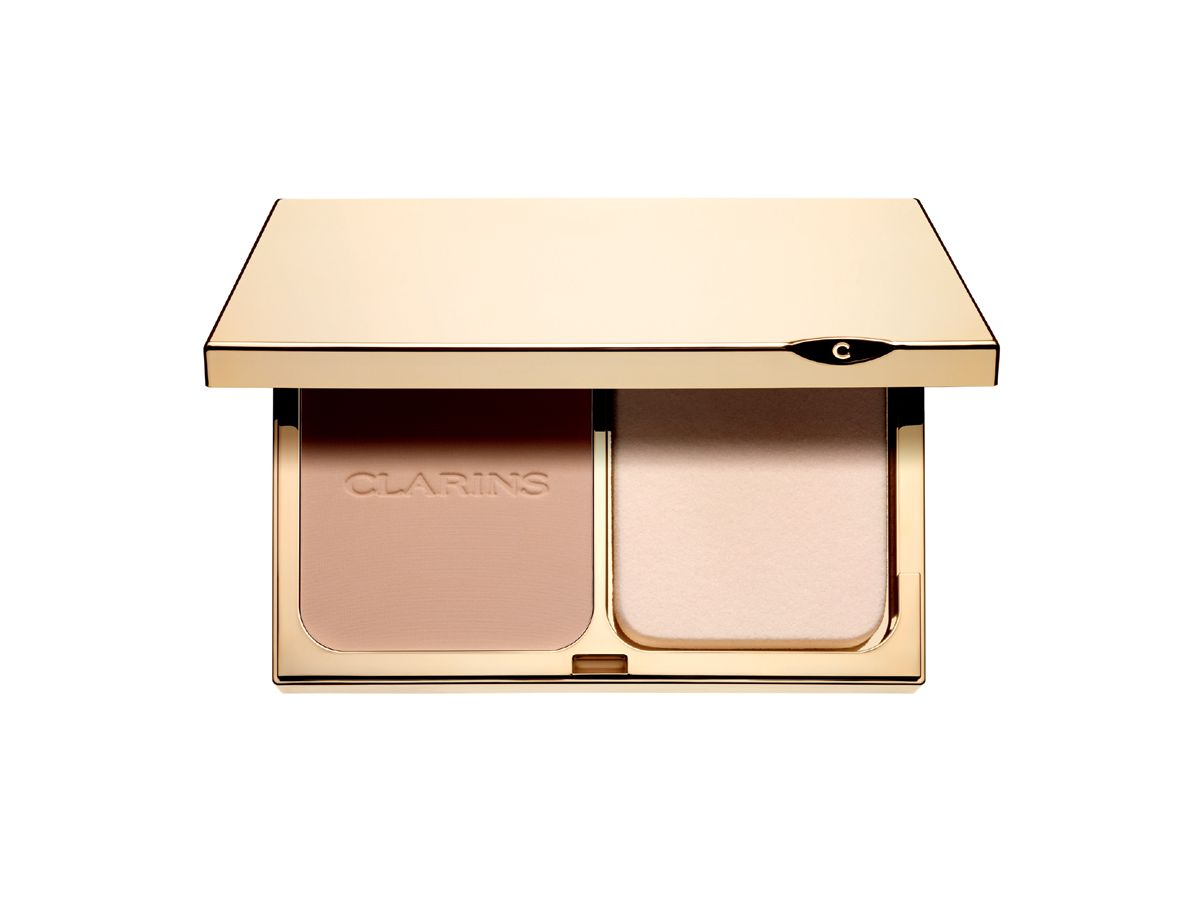 Clarins Everlasting Compact Foundation SPF15