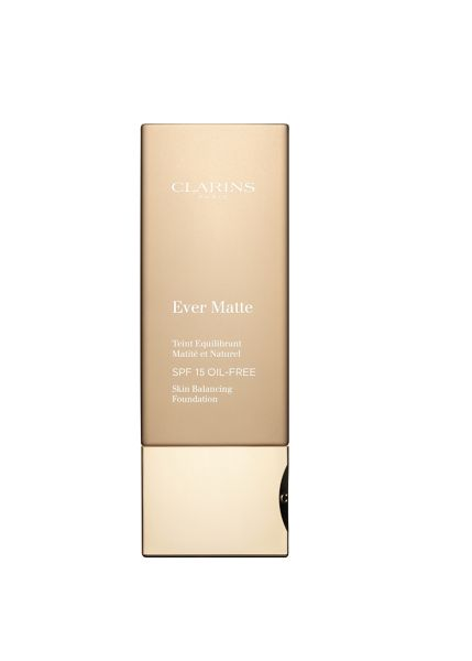 Clarins Ever Matt Foundation SPF 15