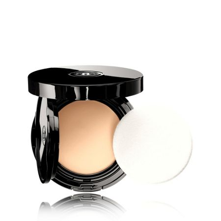 CHANEL VITALUMIÈRE AQUA Fresh & Hydrating Cream Compact