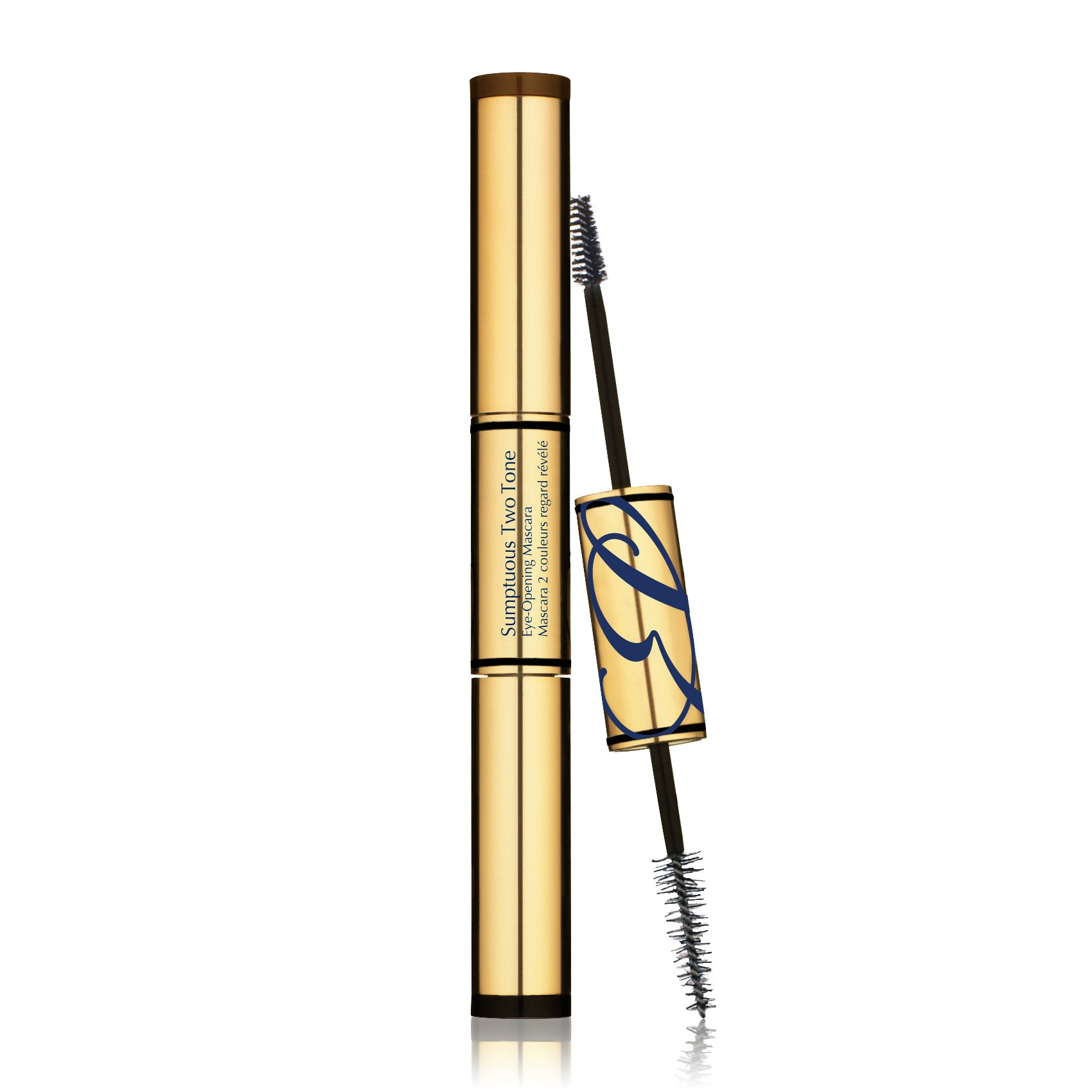 Sumptuous Two Tone Eye-Opening Mascara