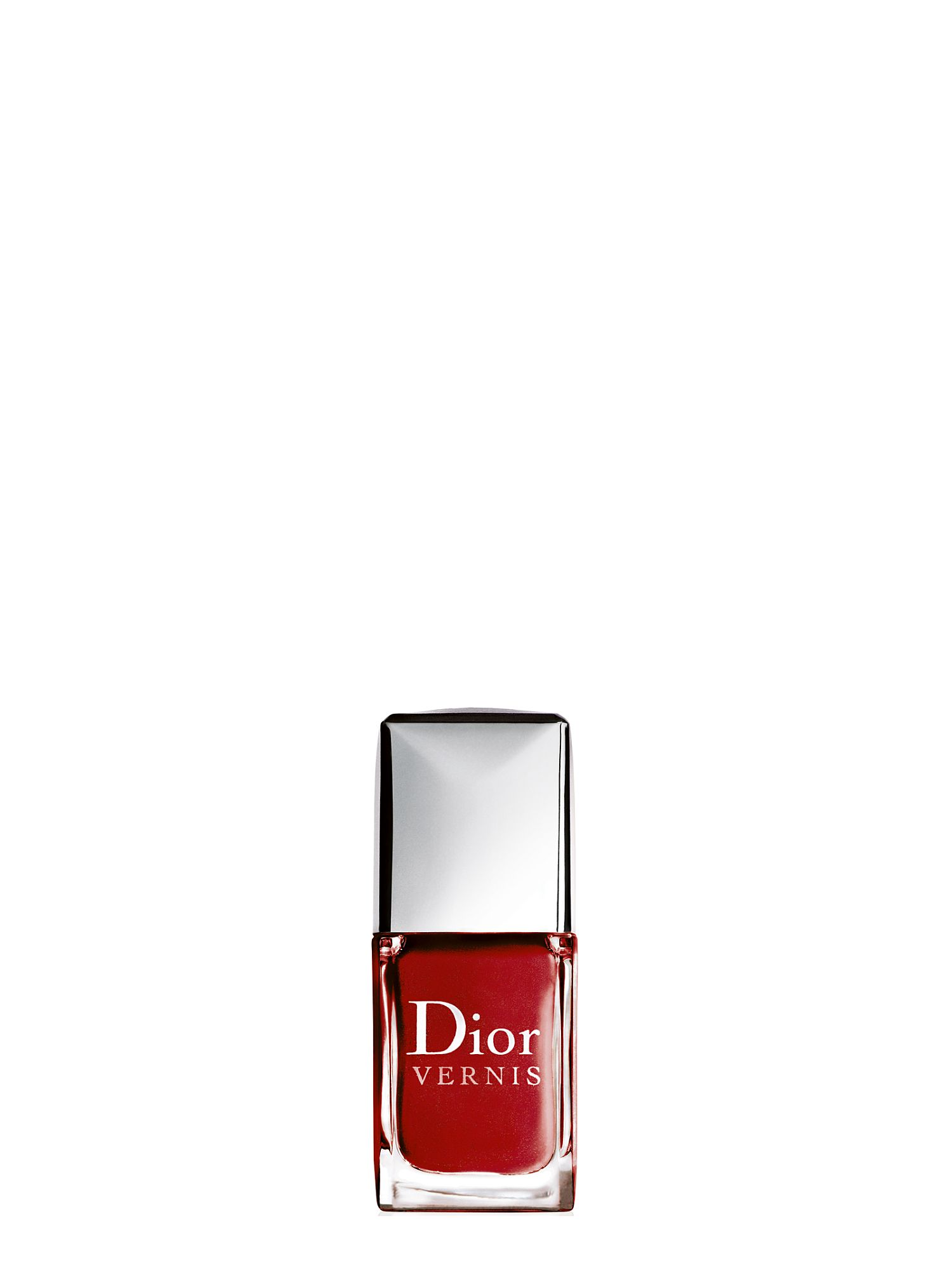 Dior Vernis Long-Wearing Nail Lacquer RED DAHLIA product image