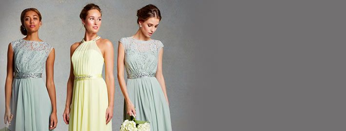 Lilac Bridesmaid Dresses House Of Fraser