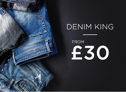 Shop Men's Jeans from £30