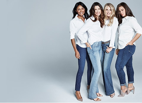 Shop Women's Jeans and Read the Denim Buying Guide