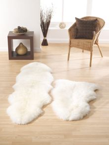 Origin Rugs Sheepskin natural double