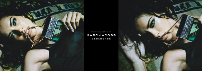Image result for marc jacob perfume banner