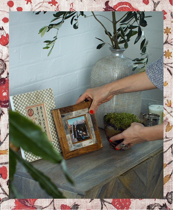 Traveller Trend Photo Frame