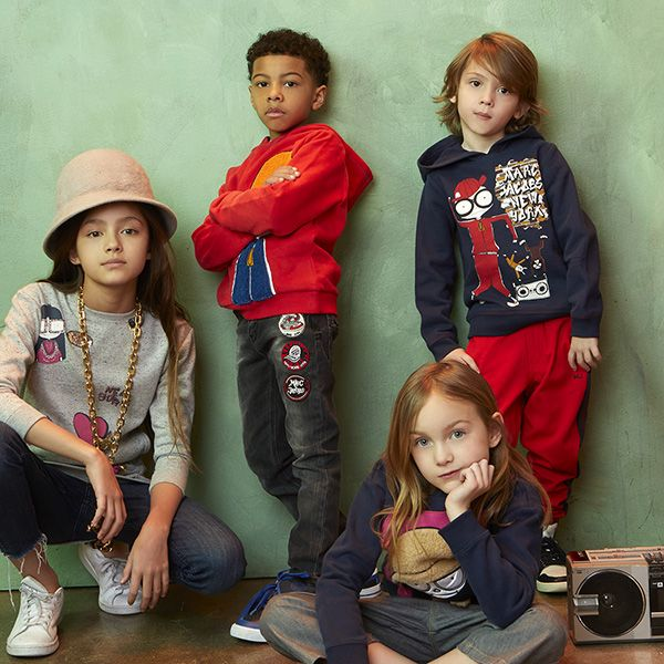 Little Marc Jacobs Childrens clothing