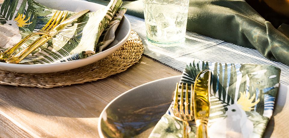 How To Create a Summer Table House of Fraser