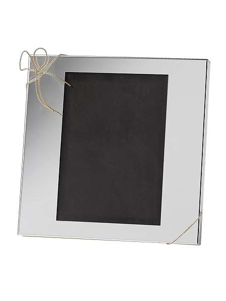 Wedgwood Vera Wang Love Knots Picture Frame Range House Of Fraser
