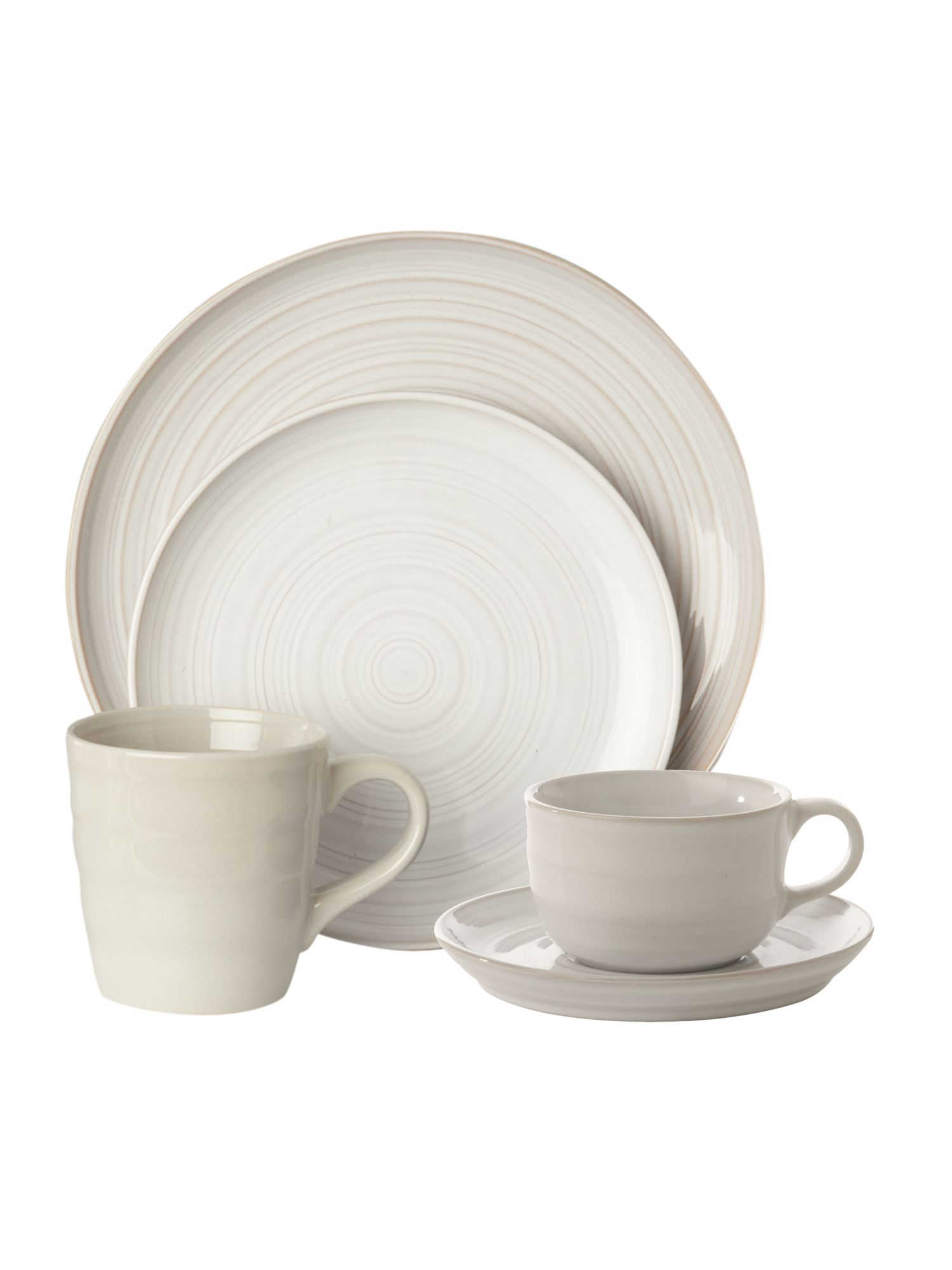 sc 1 st  House of Fraser & Linea Echo Dinnerware - House of Fraser