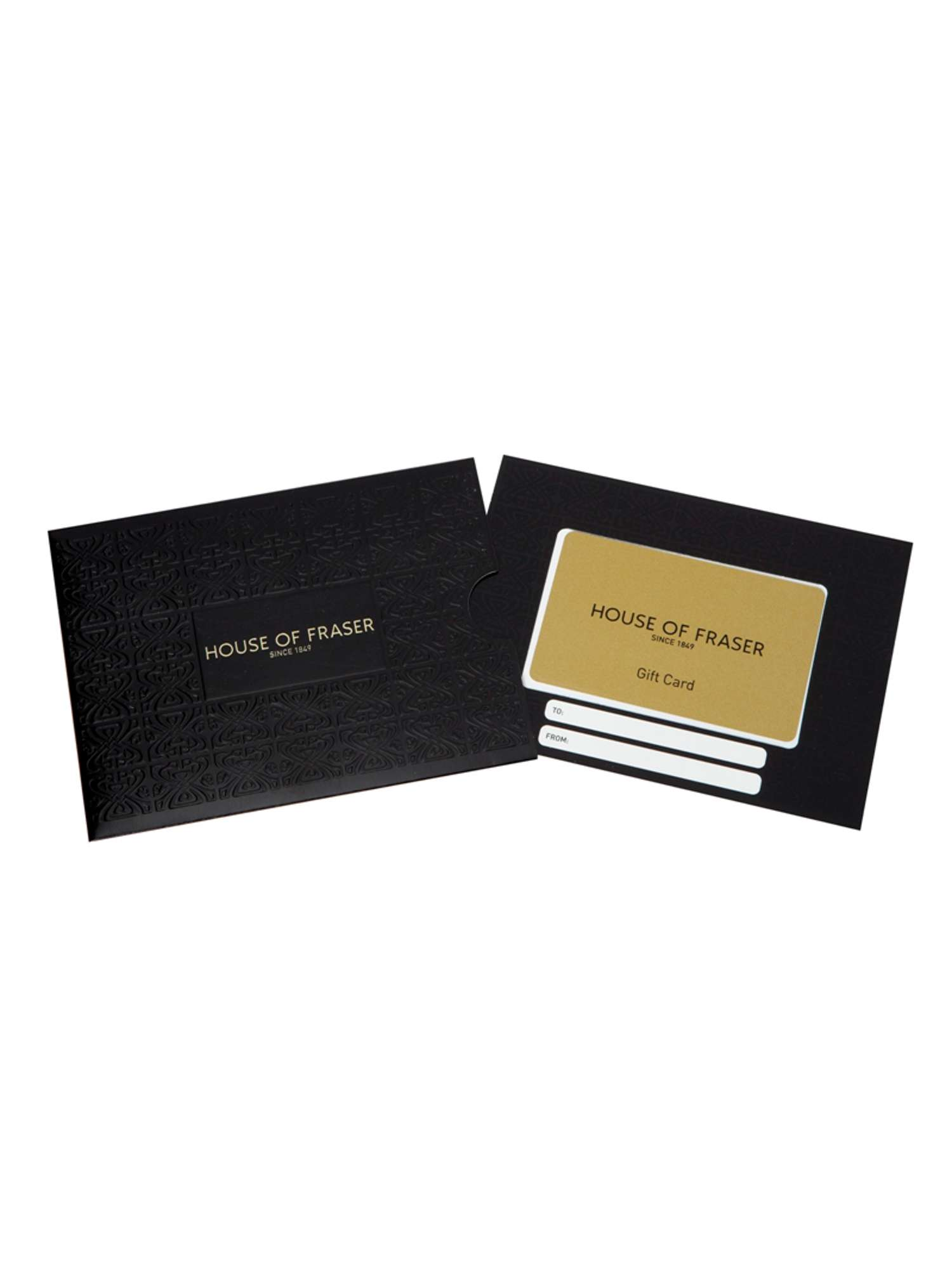 House Of Fraser Biba Gift Card House Of Fraser