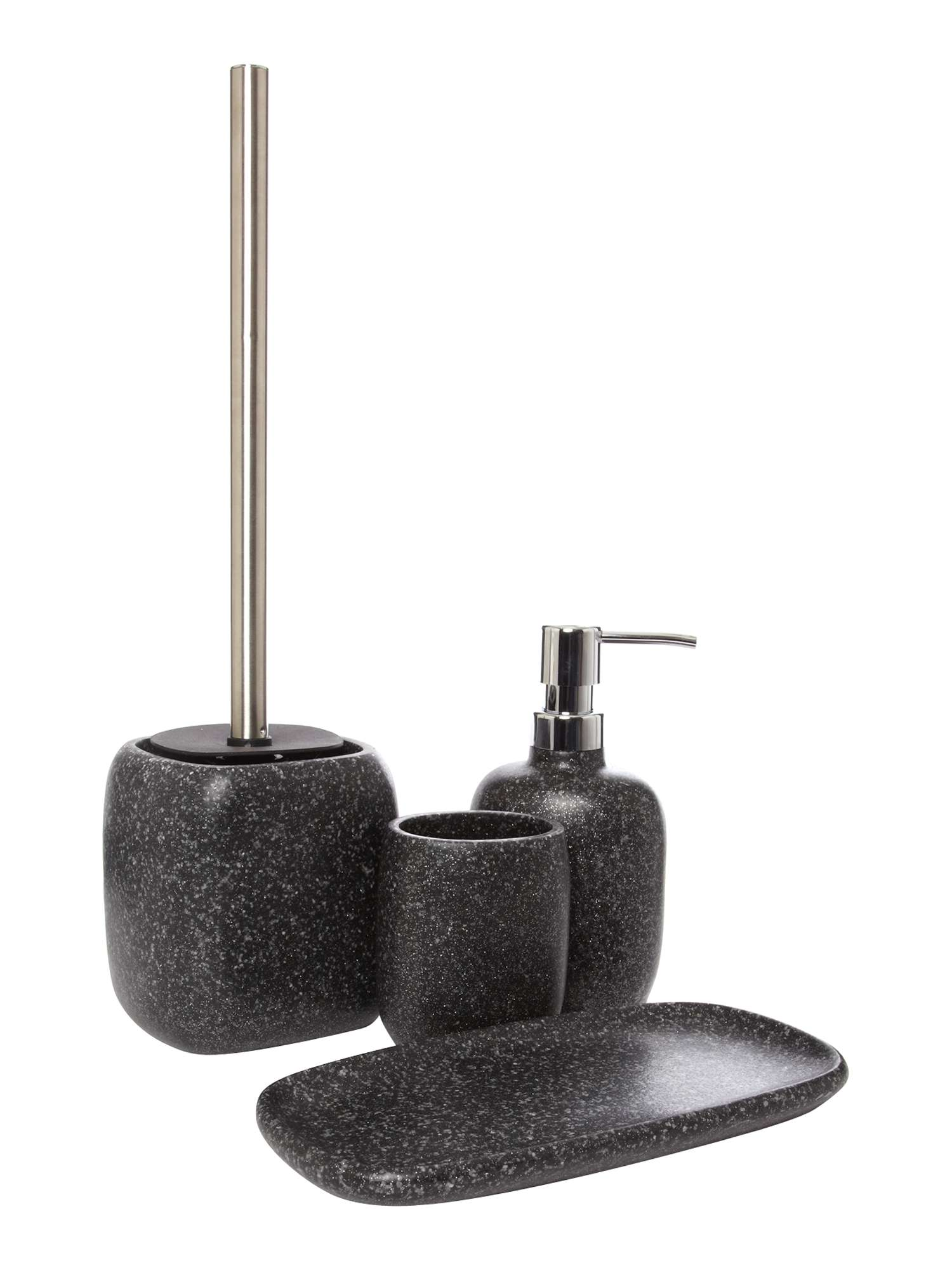 Linea Glitter Bathroom Accessories - House of Fraser