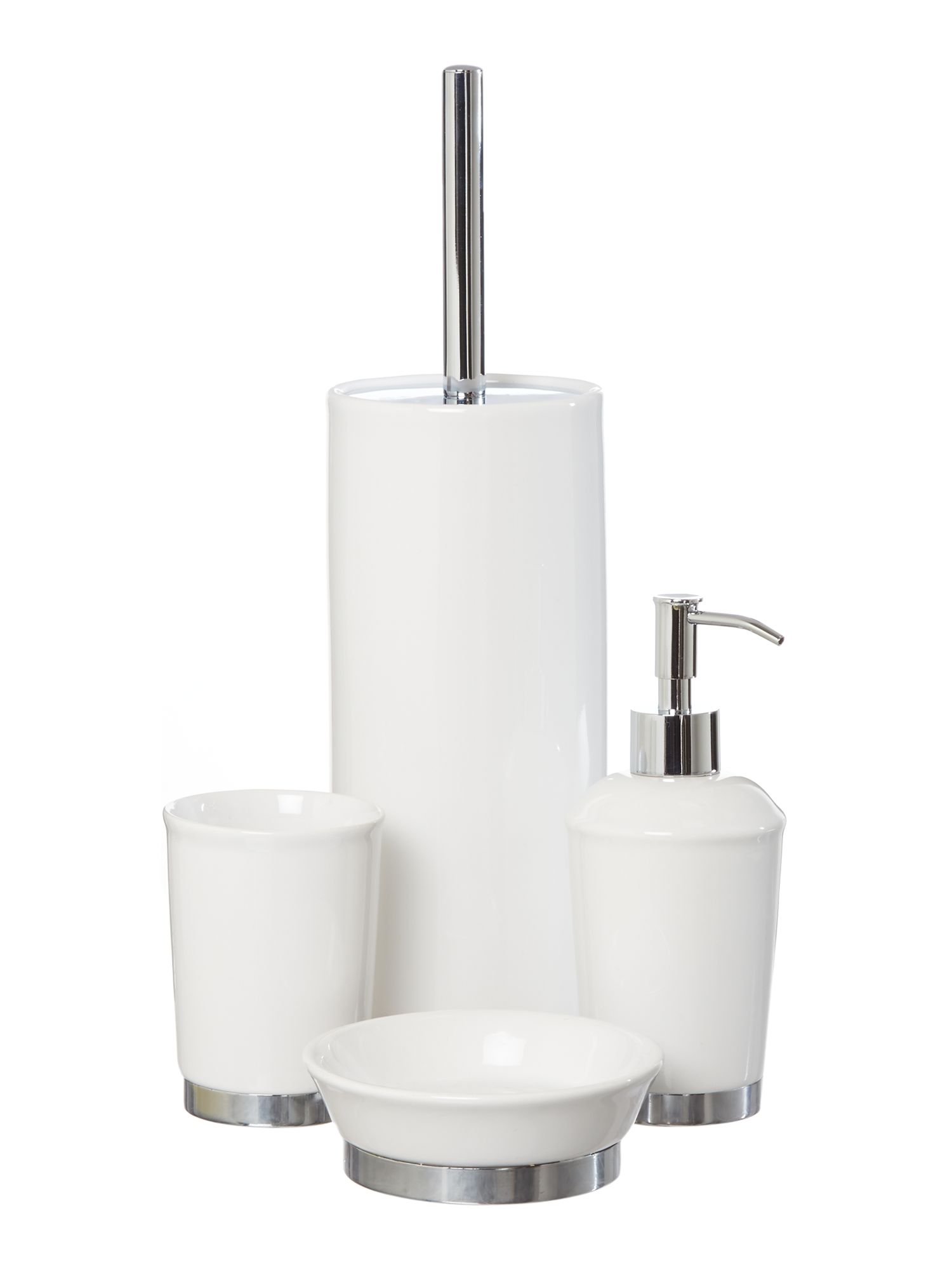 bathroom accessories | accessory sets - house of fraser